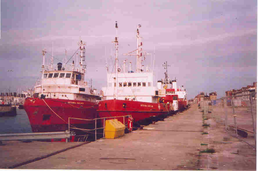 Lowestoft Outer Harbour